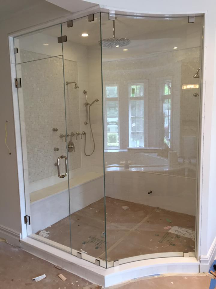 Tm glass and mirror showerdoor company 30 years experience specializing in custom glass work planetlyrics Image collections
